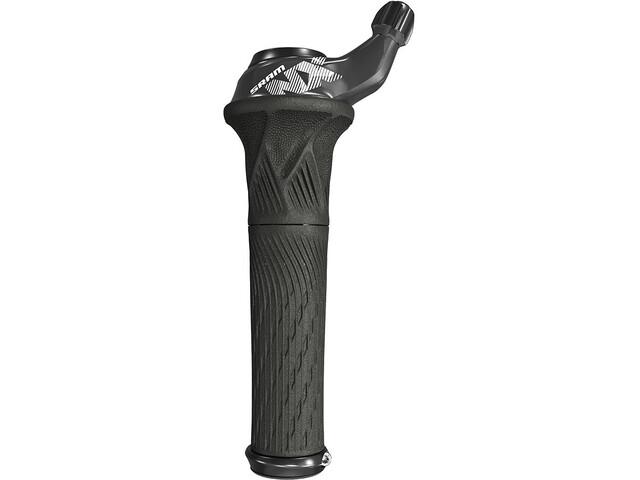 SRAM NX Grip Shift - Commande de vitesse - arrière, 11 vitesses noir